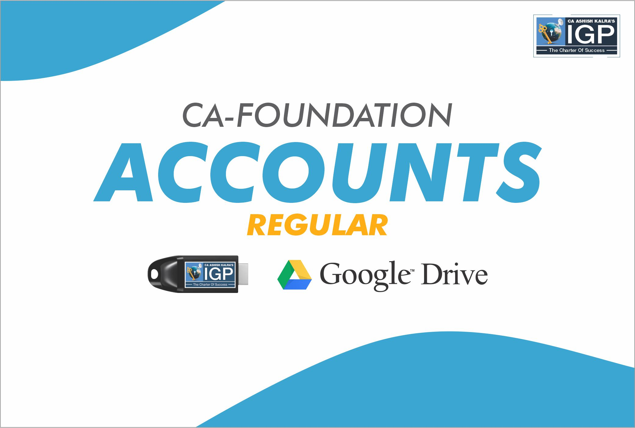 CA -Foundation- Principles of Accounting