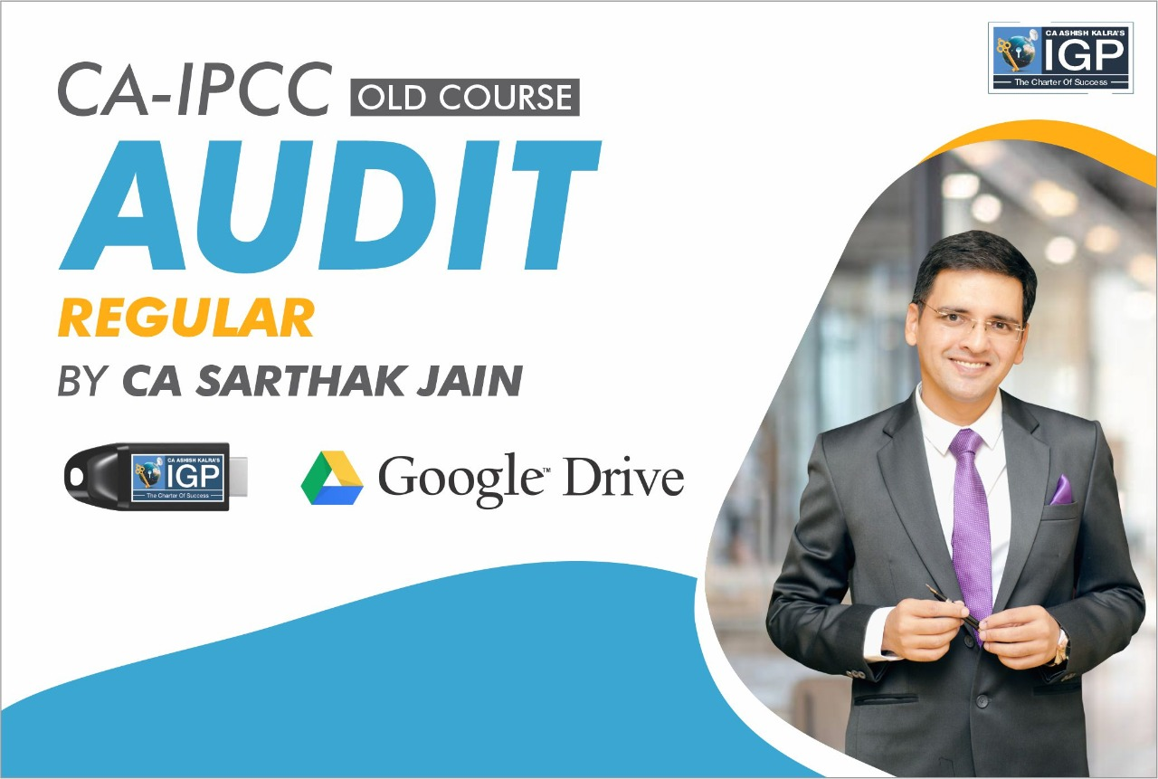 CA -IPCC- Auditing and Assurance