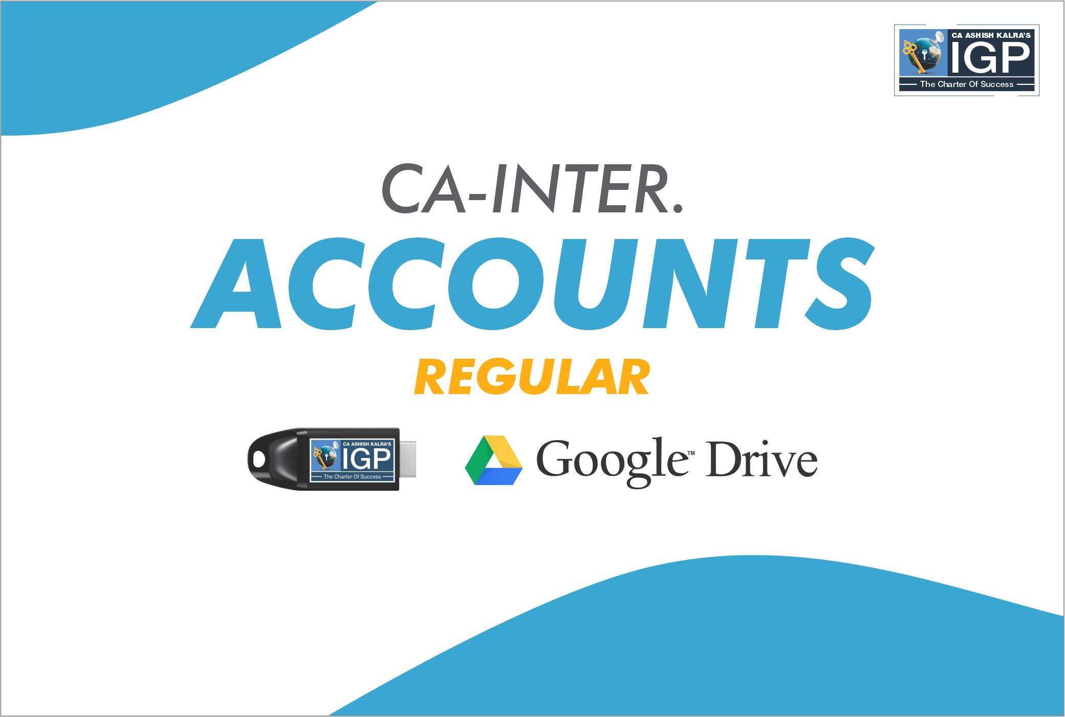 CA -INTER- Account