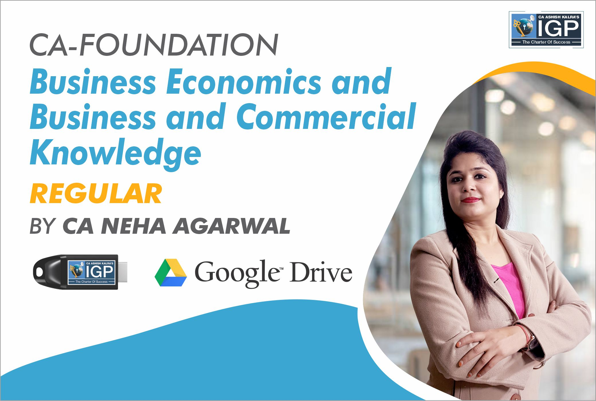 CA-Business Economics and Business and Commercial Knowledge-CA Neha Agarwal