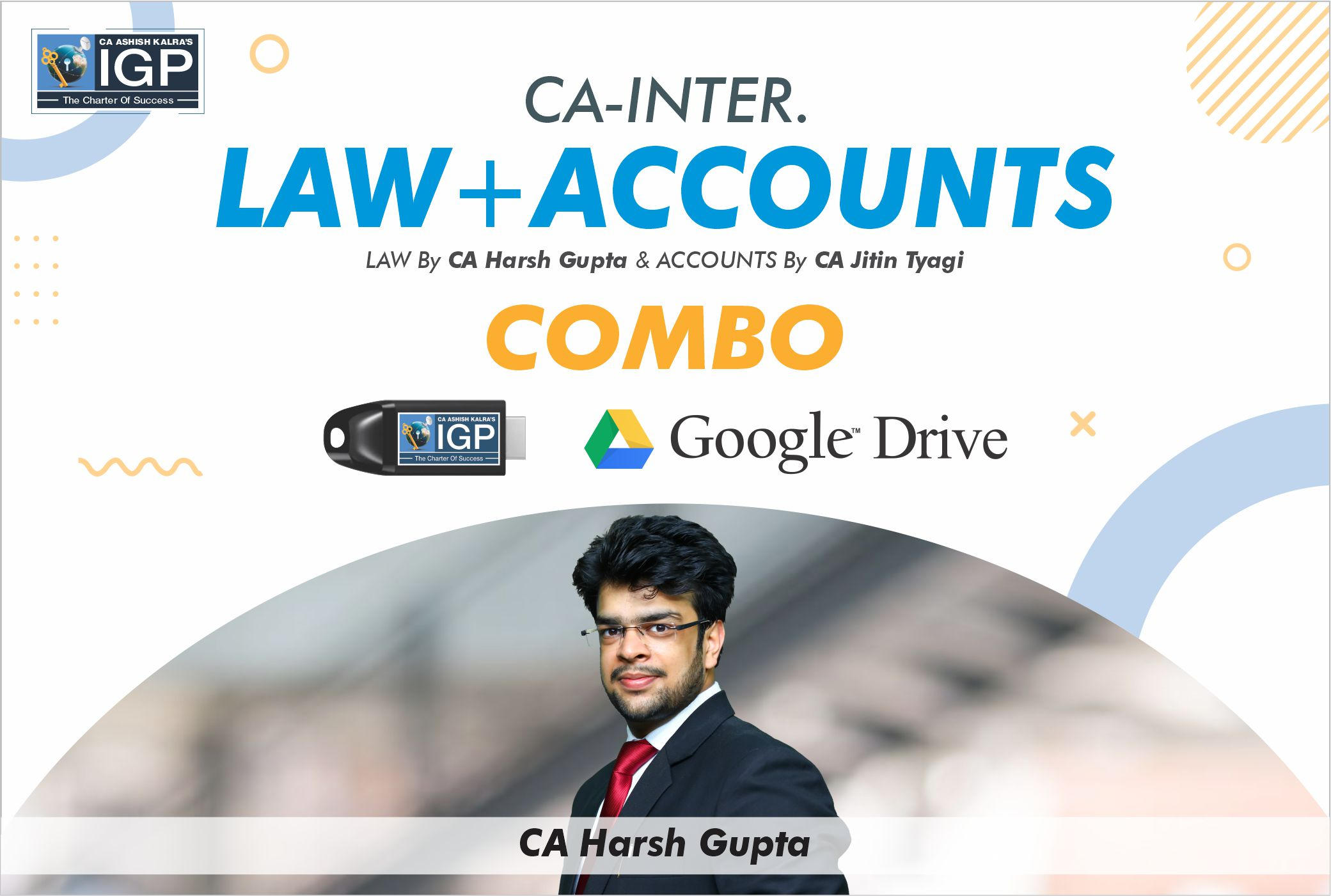 CA Inter- Law & Accounts