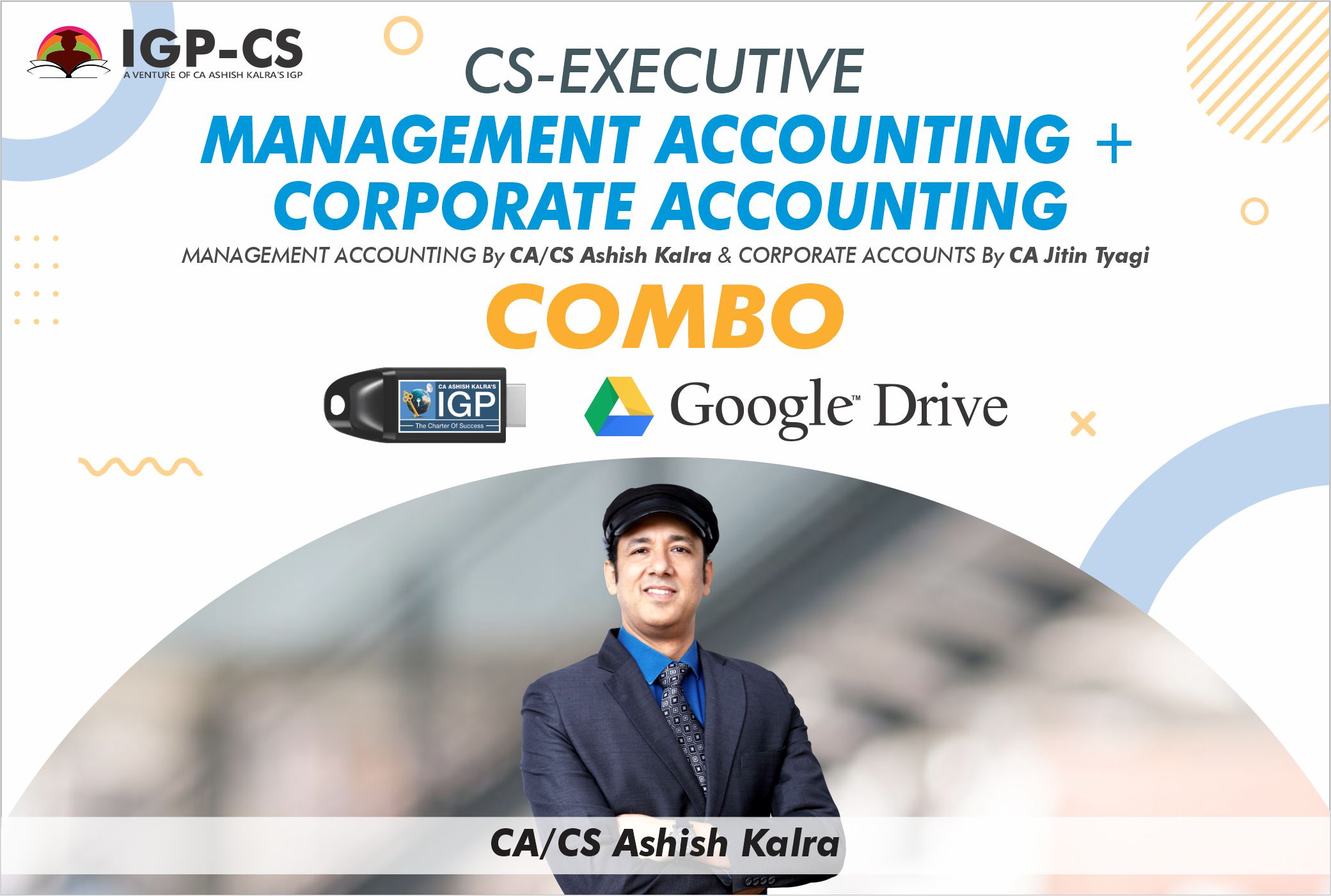 CS -Executive- Management Accounting & Corporate Accounting