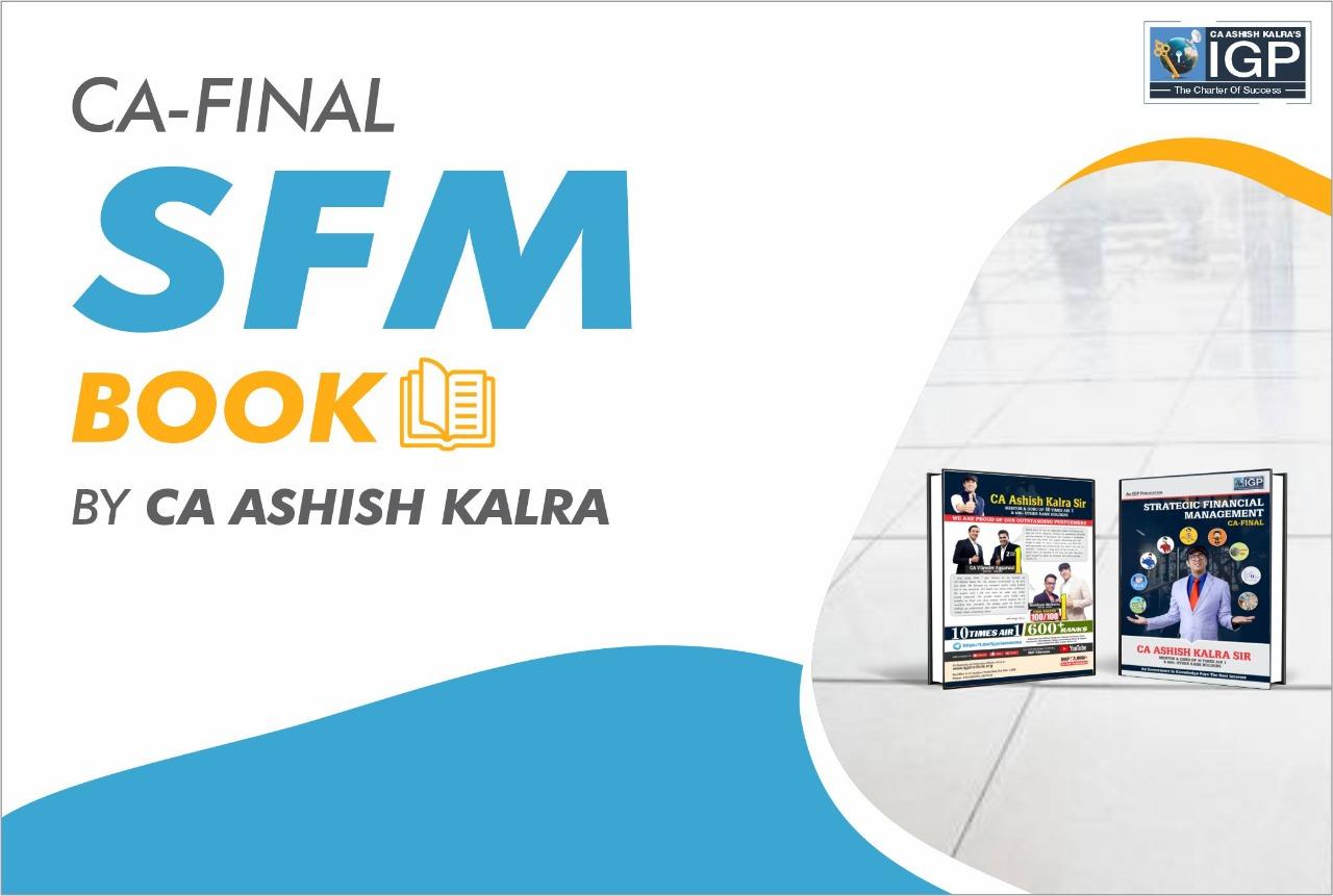 CA Final - SFM