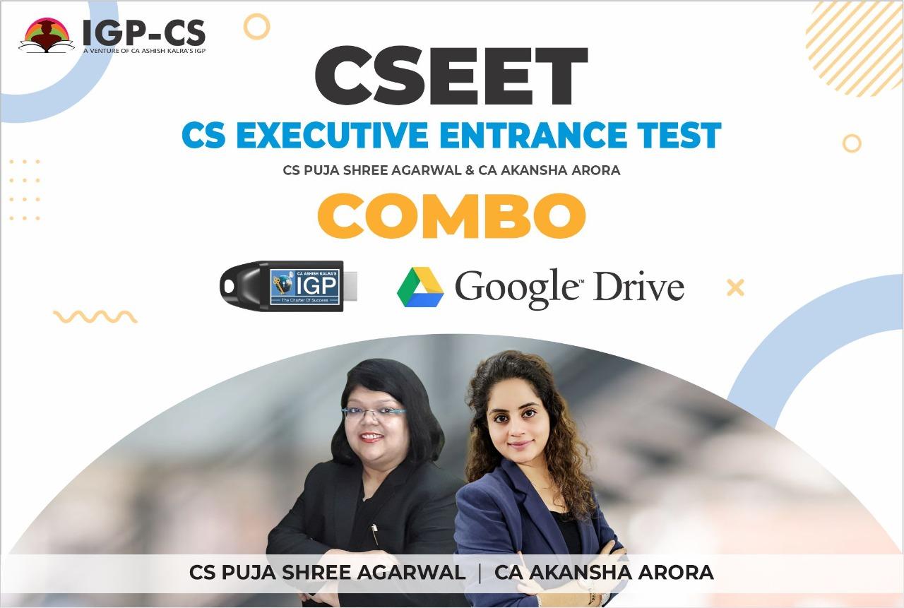CS -CSEET- CSEET (Combo)