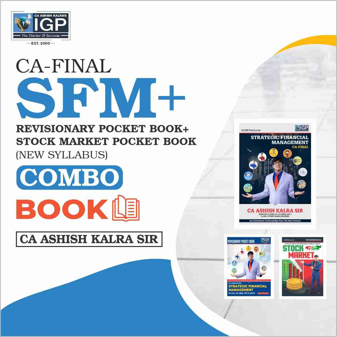 CA Final - SFM-CA-Final-Strategic Financial Management (SFM)- CA Ashish Kalra
