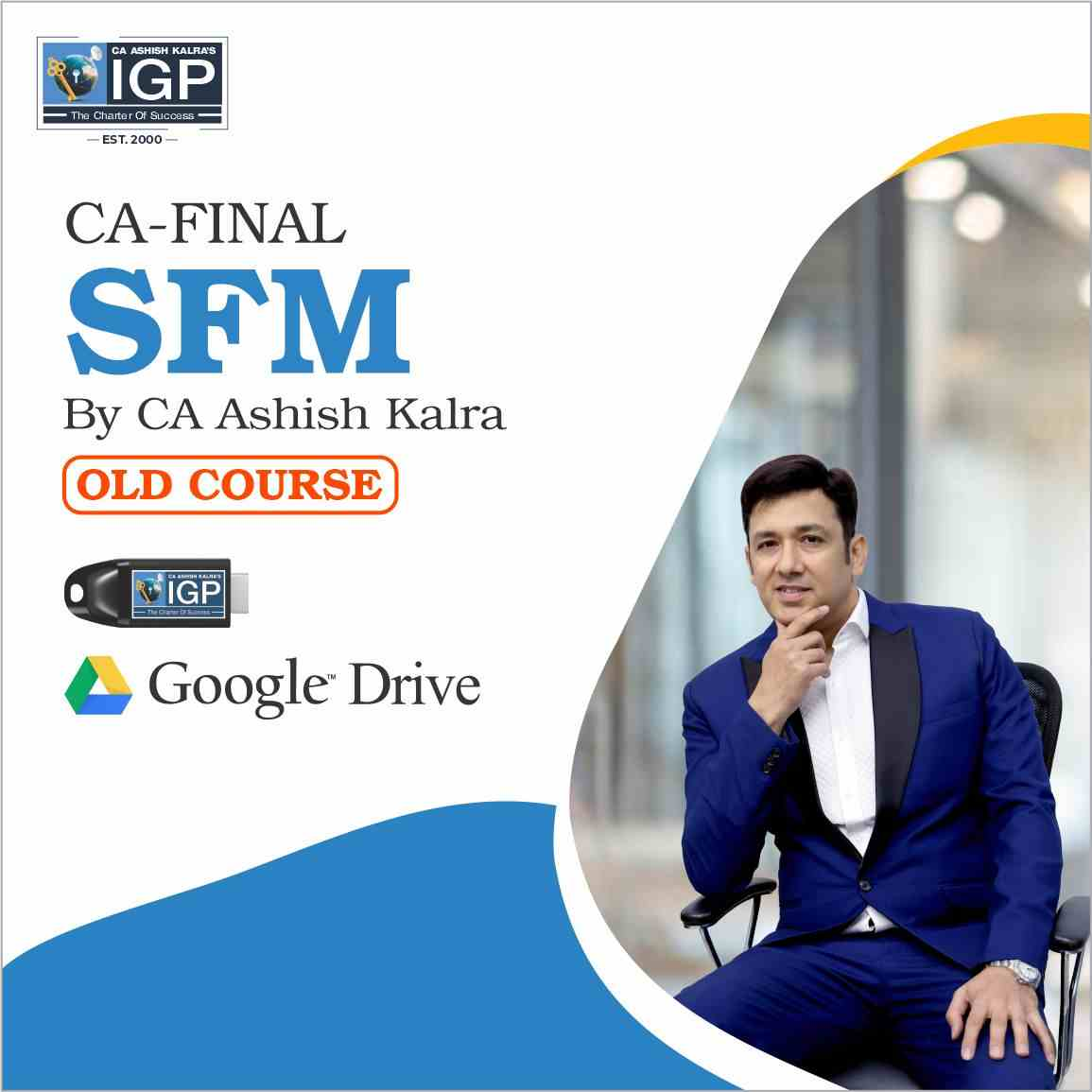 CA-Strategic Financial Management (SFM)-CA Ashish Kalra