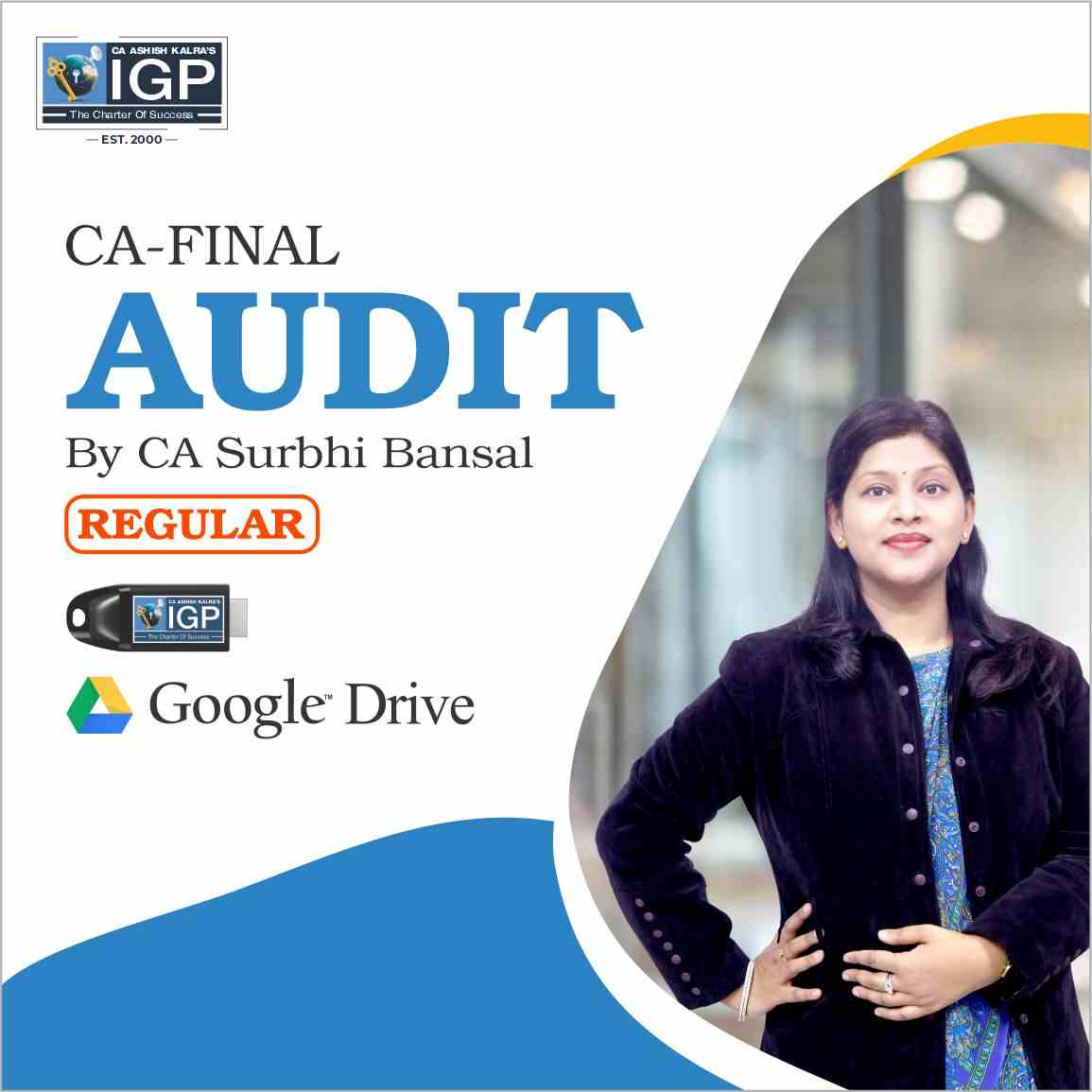 CA -Final- Audit Regular Batch