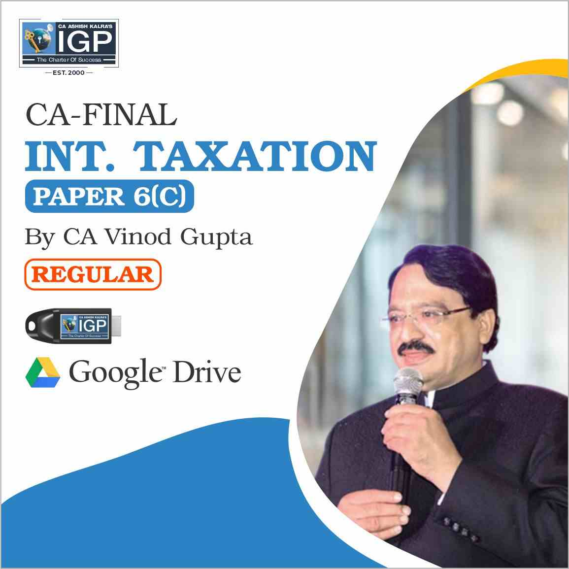 CA -Final- Int. Taxation Paper 6C