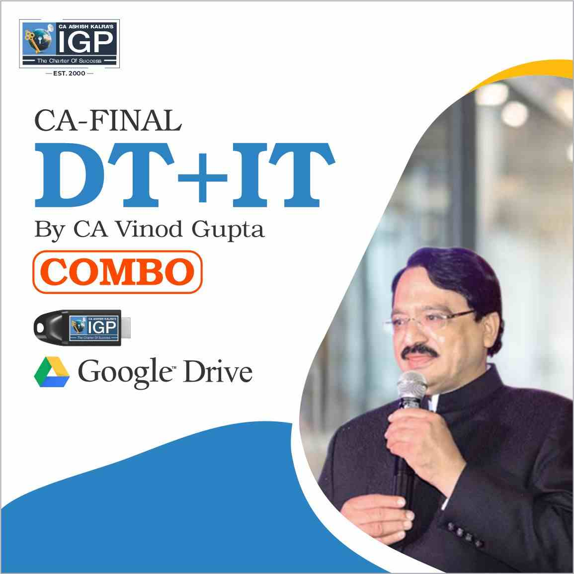 CA -Final-  DT +IT Combo