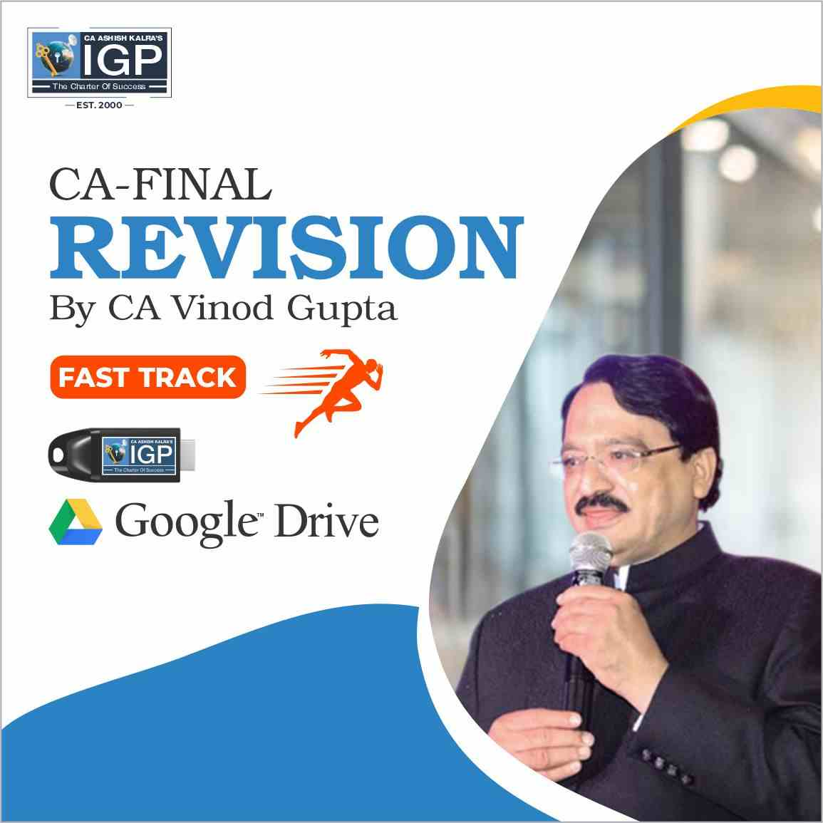CA -Final- Revision Fast Track batch