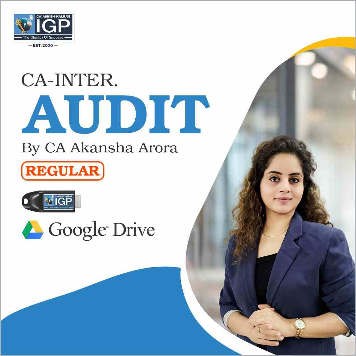 CA Inter New Course Audit-CA-INTER-AUDIT - CA Akansha Arora