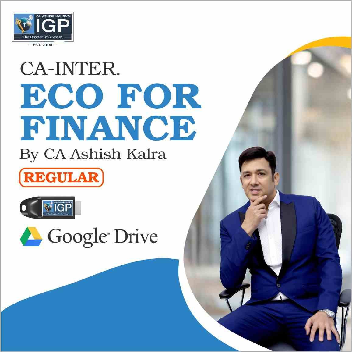 CA -INTER- Eco For Finance