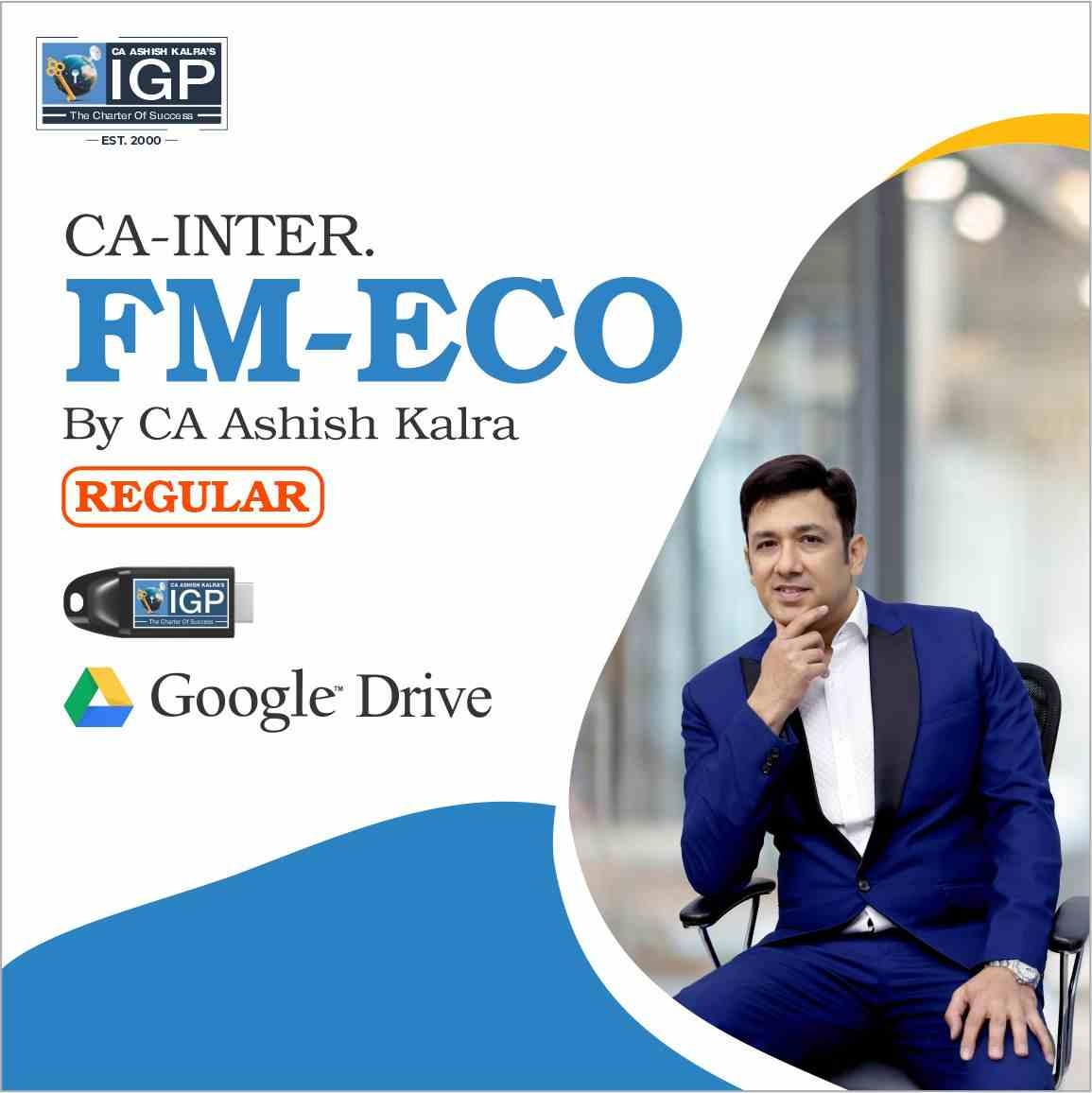 CA -INTER- Financial Management & Economics for Finance (FM & ECO)