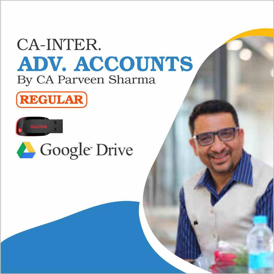 CA -INTER- Adv. Account