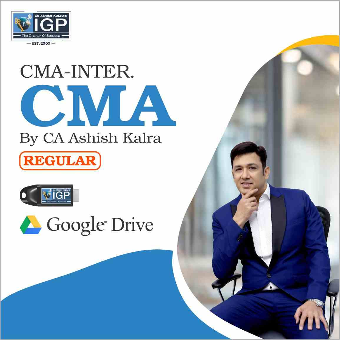 CMA -Inter- Cost Management Accounting (CMA)