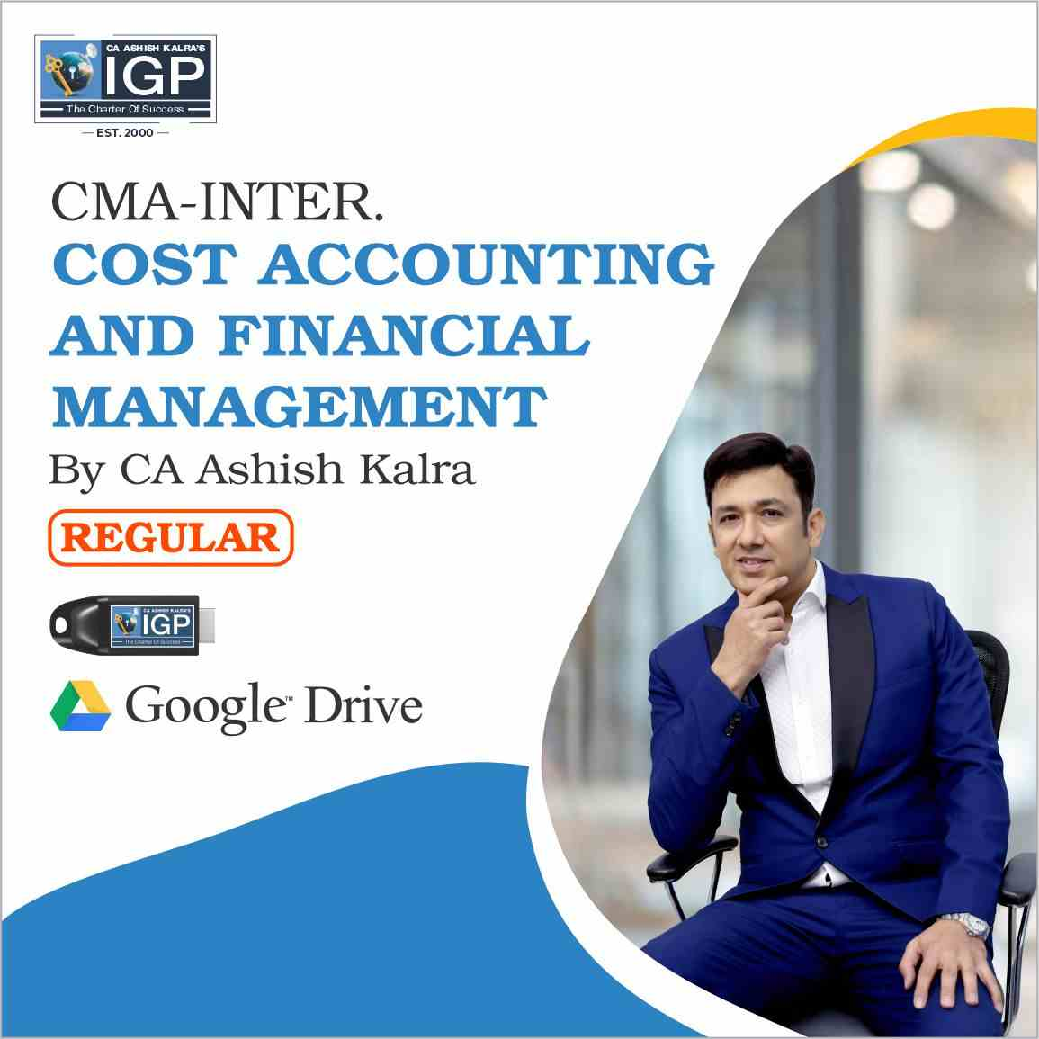 CMA -Inter- Cost Accounting & Financial Management