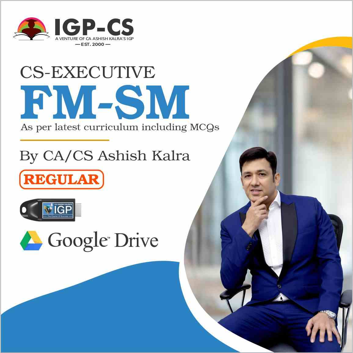 CS-Financial and Strategic Management-CA Ashish Kalra And Mr. Rishabh Gaur