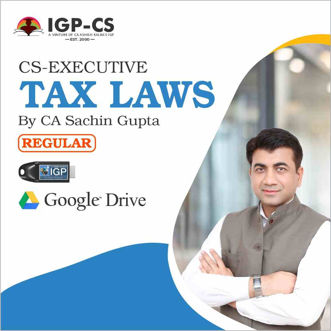 CS -Executive- Tax Laws