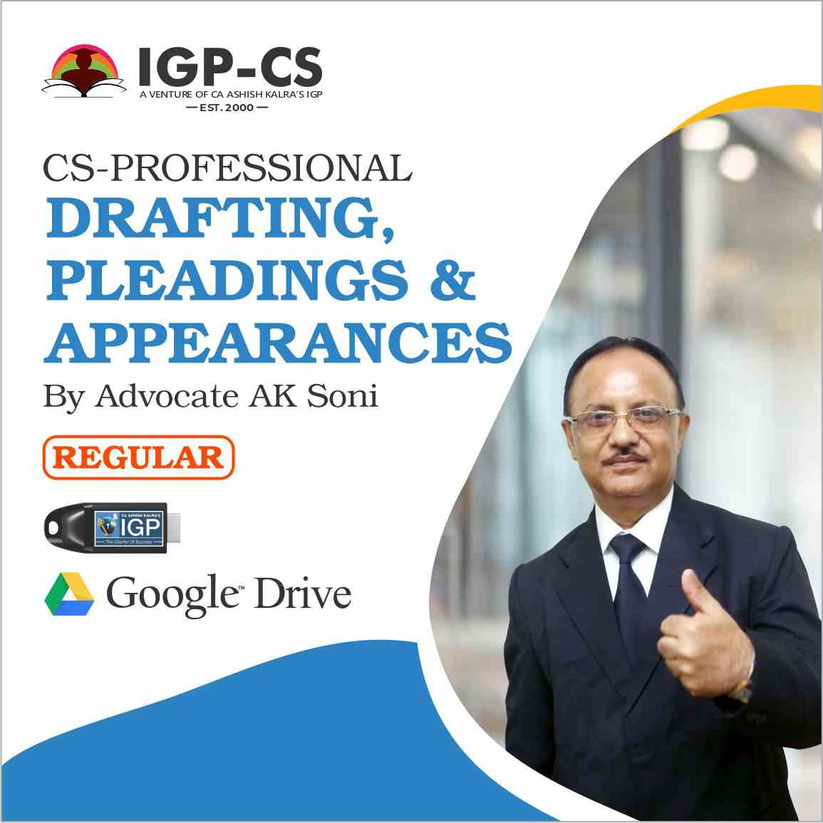 CS -Professional- Drafting, Pleadings & Appearances