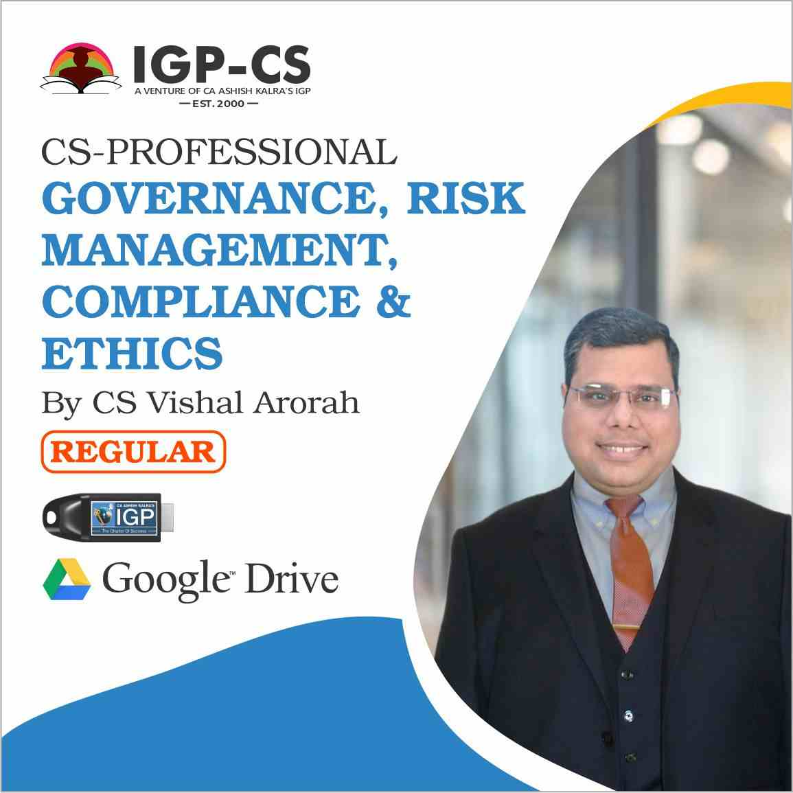 CS -Professional- Governance, Risk Management, Compliance & Ethics