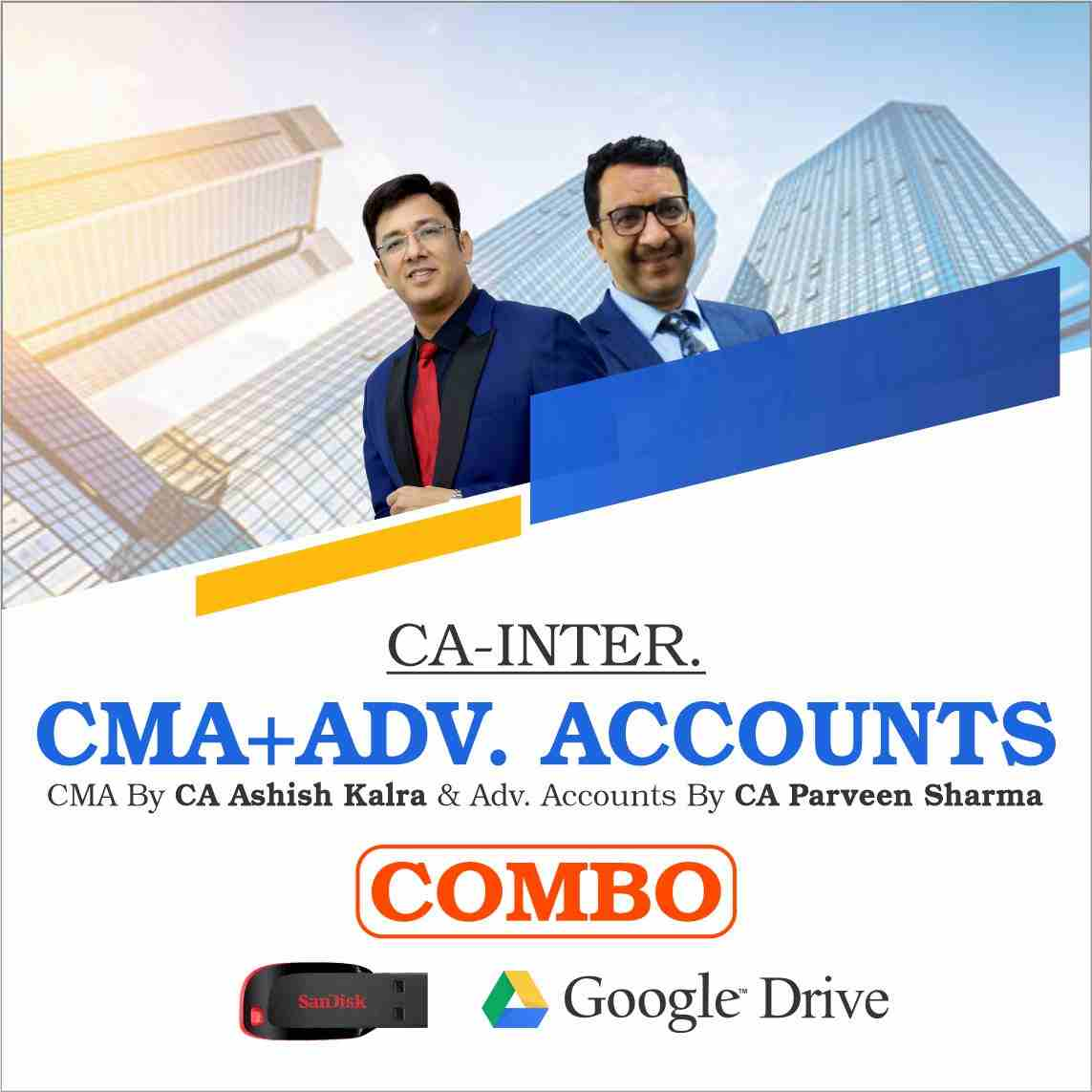-CA-INTER-Cost Management Accounting (CMA) - CA Ashish Kalra
