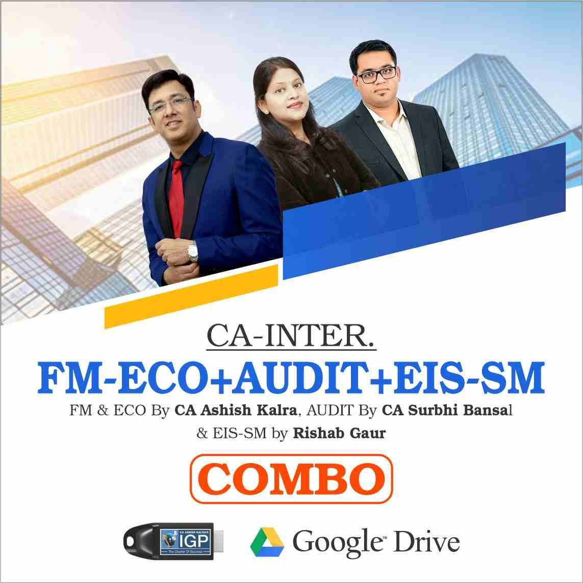CA INTER- FM ECO, Audit & EIS SM Combo