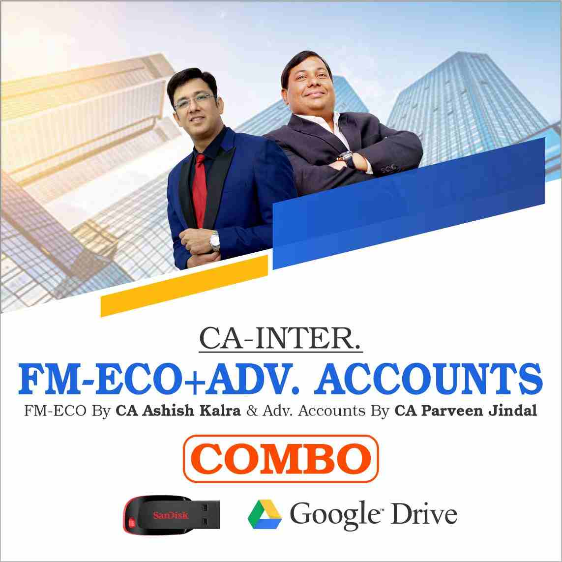 Combo (FM ECO+Adv. Accounts)