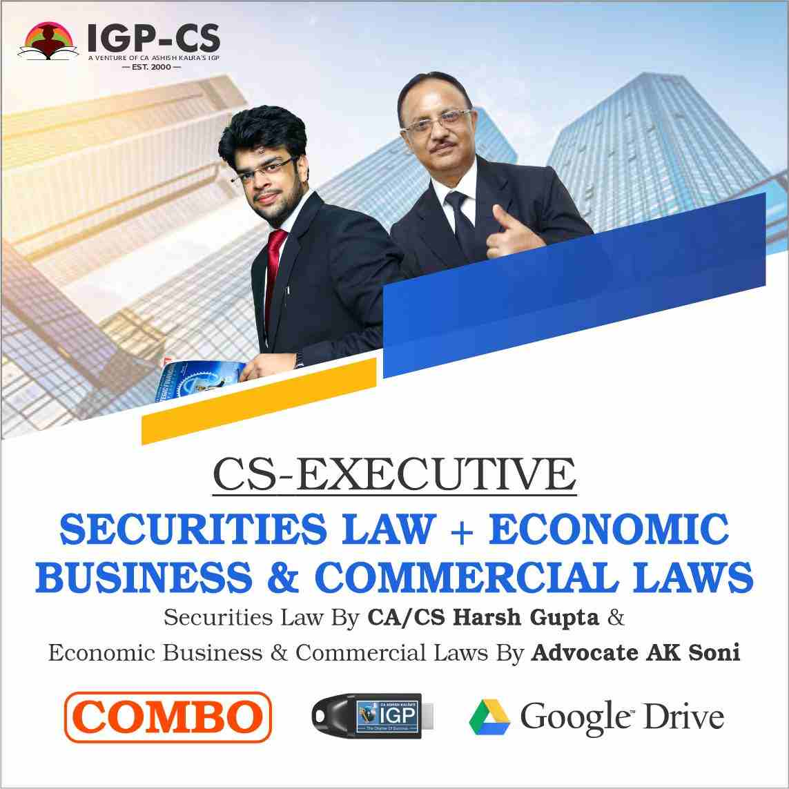 Combo (Securities Law+EBCL)
