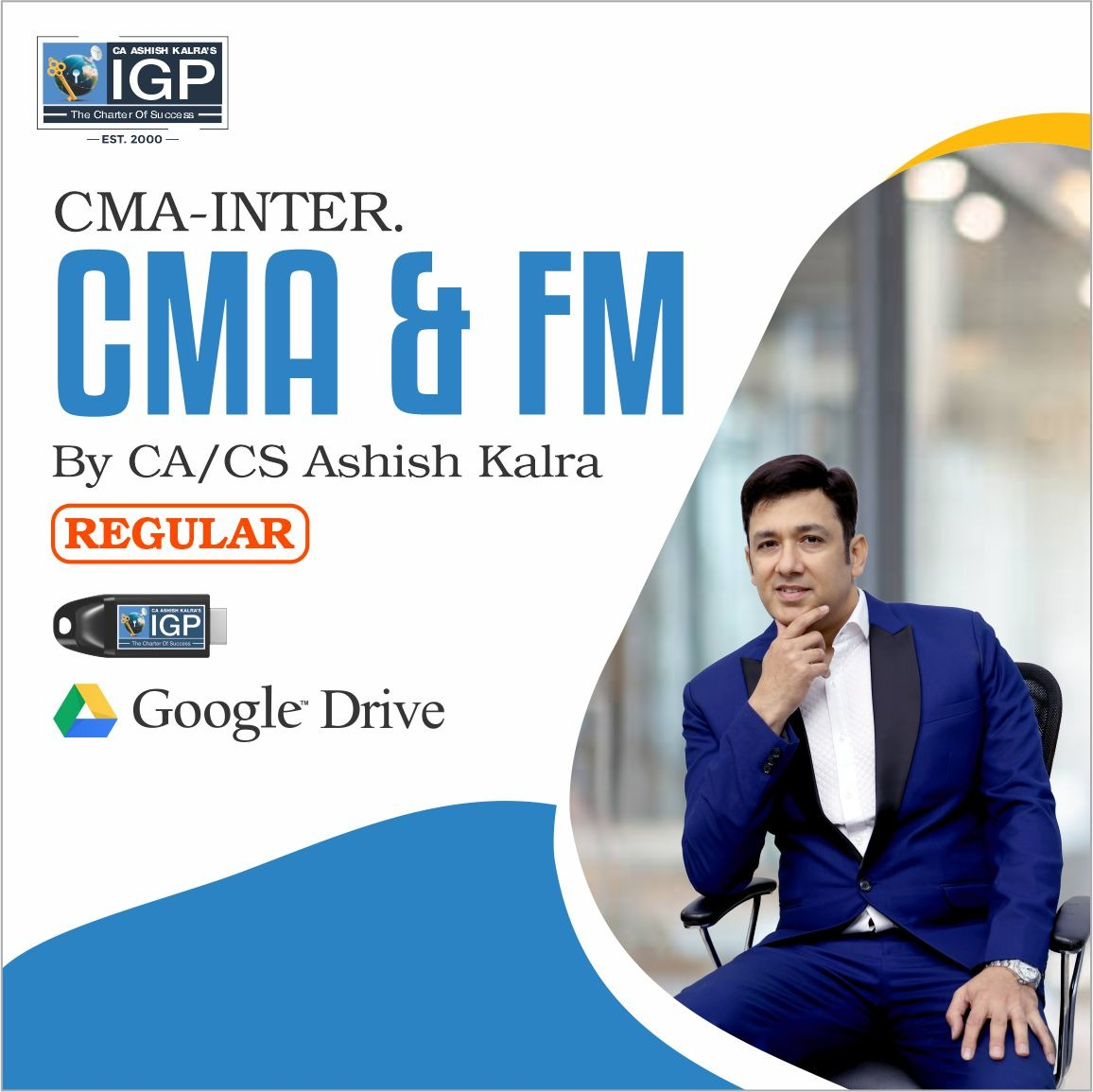 CMA -Inter- Cost & Management Accounting and Financial Management