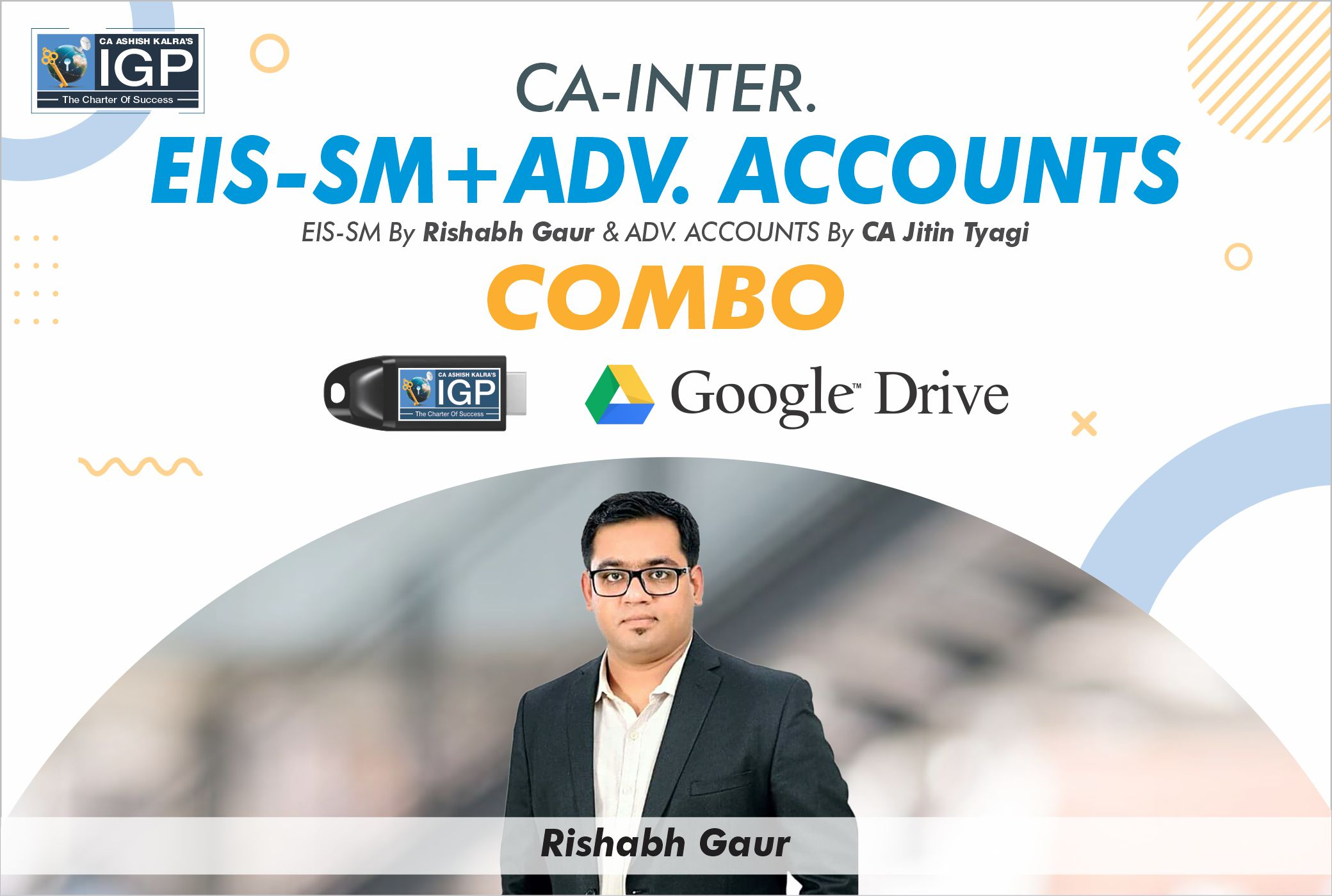 CA Inter -  EIS SM & Adv.Accounts COmbo