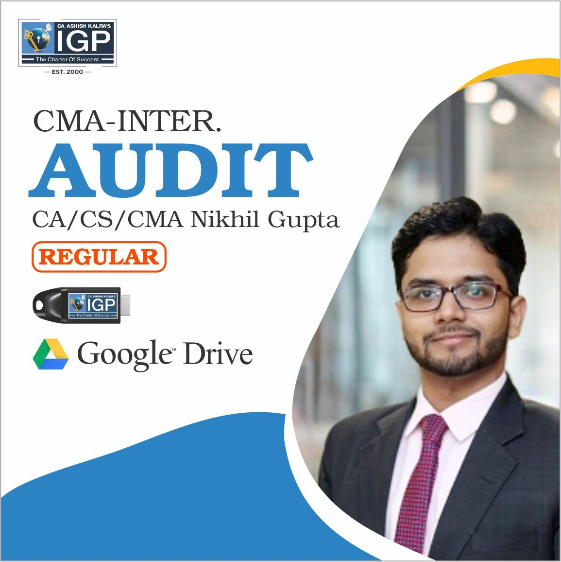 CMA-Audit-CA/CS/CMA NIKKHIL GUPTA