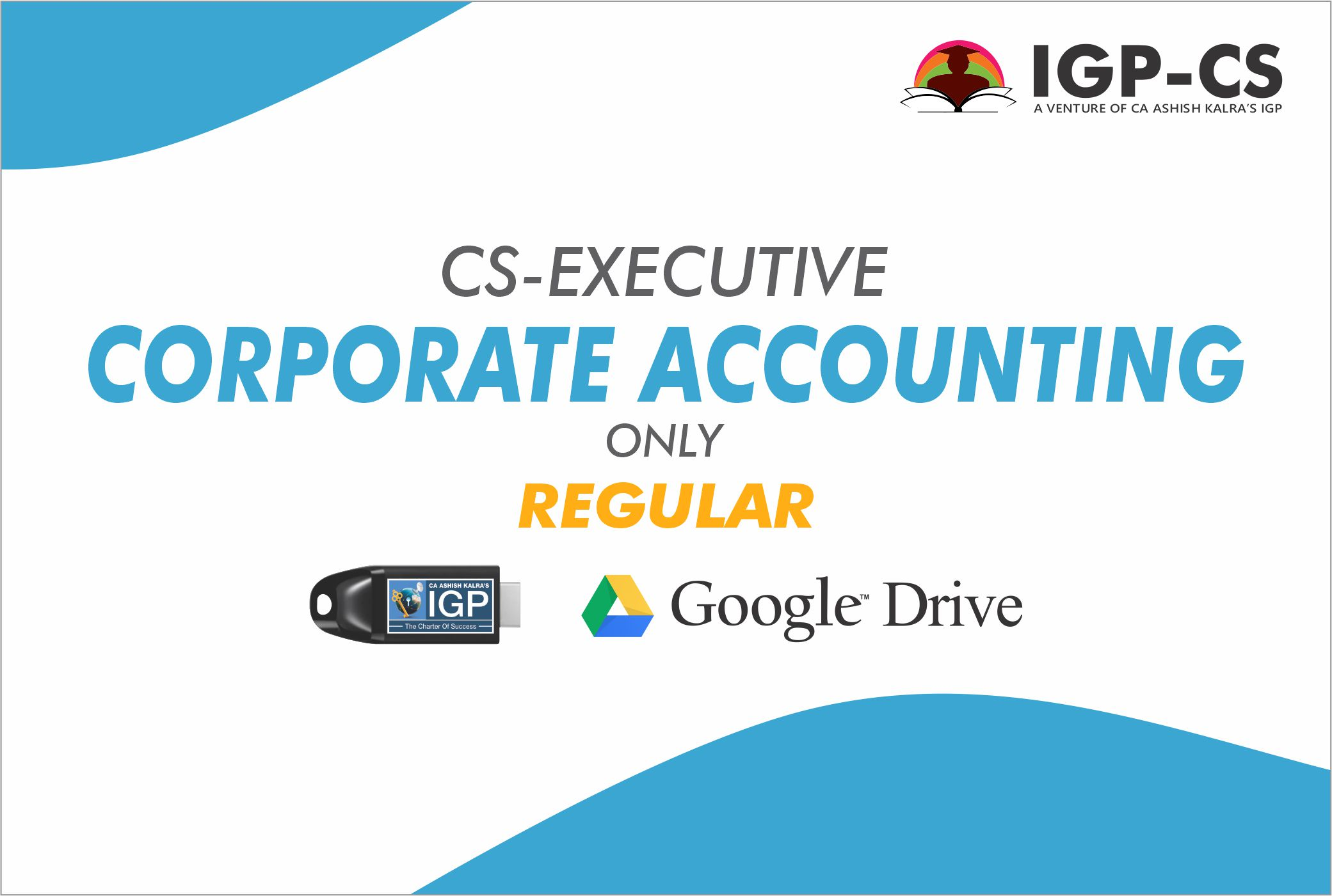 CS -Executive- Corporate Accounting Only