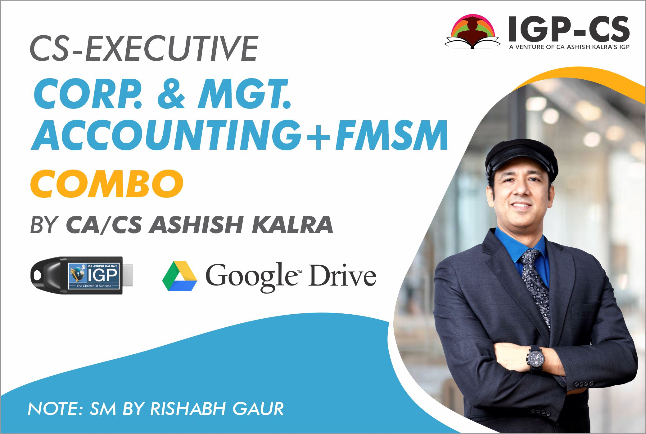 CS Executive - FMSM & Mgmt & Corp. Accounting Combo