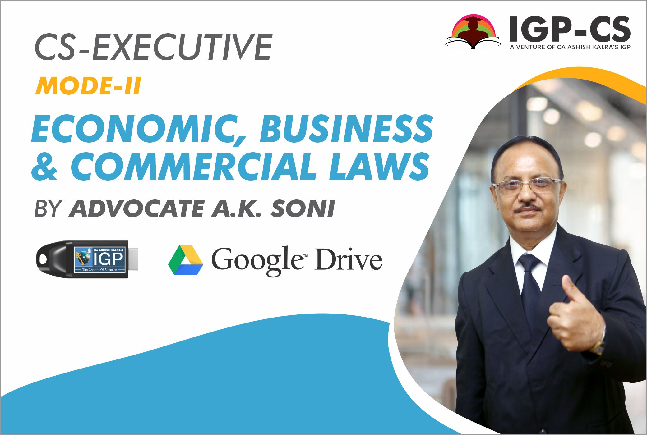 CS -Executive- Economic, Business and Commercial Laws