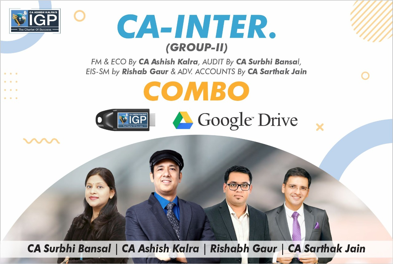 CA INTER-Group 2 Combo